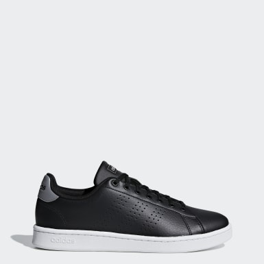 Men Essentials Black Advantage Shoes