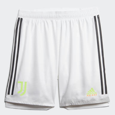 Juventus Fourth Authentic Shorts