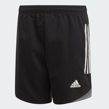 Kids Training Black Condivo 20 Shorts
