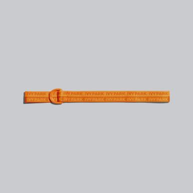 Cinturón IVY PARK Logo