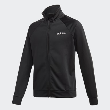 Youth 8-16 Years Training Black Entry Tracksuit
