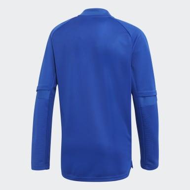 Kinderen Voetbal Blauw Condivo 20 Training Shirt