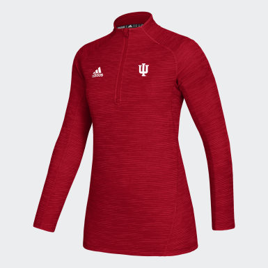 Women's Athletics Multicolor Hoosiers Game Mode Sweatshirt