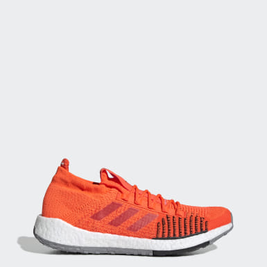Men Running Orange Pulseboost HD Shoes