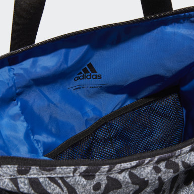 Training ID Duffel Bag Szary