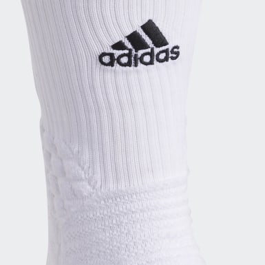 Baseball White Creator 365 Crew Socks