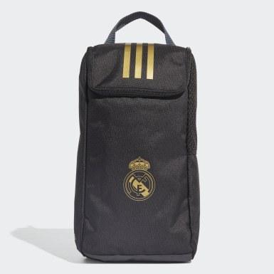 Borsa per le scarpe Real Madrid Nero Calcio