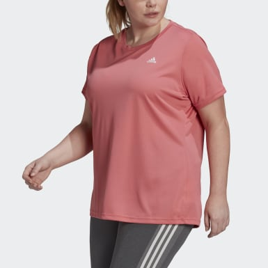 Women's Training AEROREADY Designed 2 Move Tee (Plus Size)