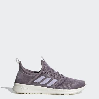 Zapatillas Cloudfoam Pure Púrpura Mujer Essentials
