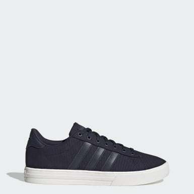 Men Skateboarding Blue Daily 2.0 Shoes