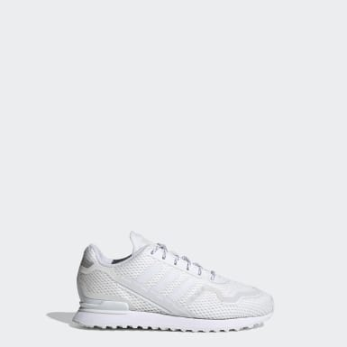 Children Originals White ZX 750 HD Shoes