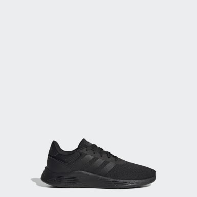 Zapatillas Lite Racer 2.0 Negro Niño Essentials