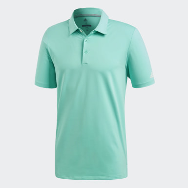 Men Golf Green Ultimate 365 Solid Polo Shirt