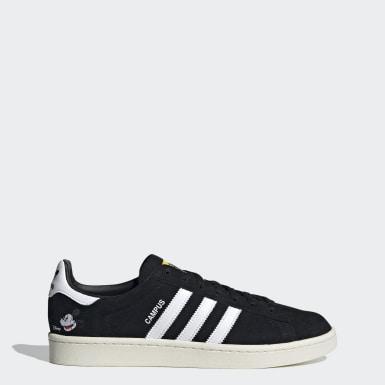 Sapatos Campus Preto Originals