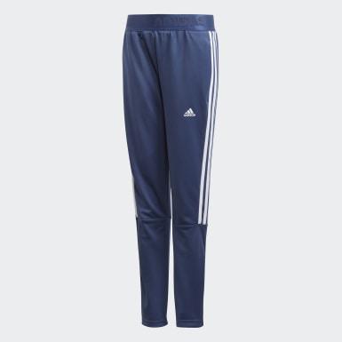 Pantalon Tiro bleu Adolescents Entraînement