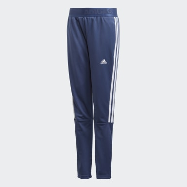 Youth Training Blue Tiro Pants