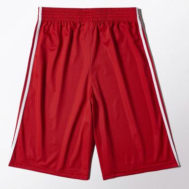 COMMANDER SH Rojo Hombre Basketball
