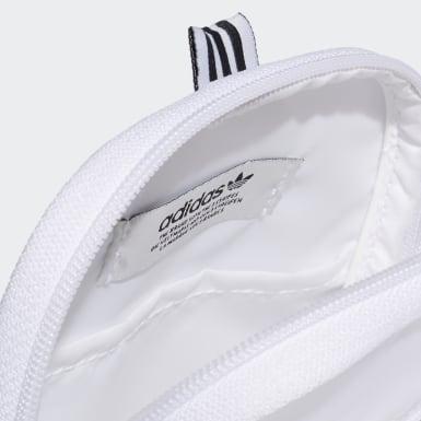 Originals Λευκό Trefoil Festival Bag