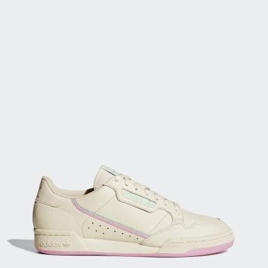 Heren Originals Beige Continental 80 Schoenen