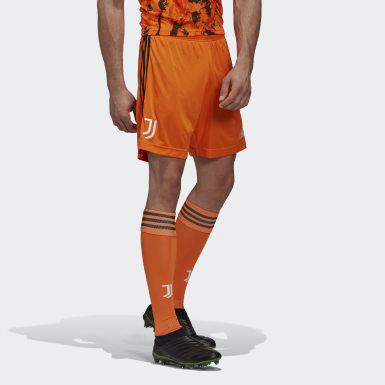 Short Juventus 20/21 Third Orange Hommes Football