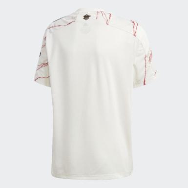 Camiseta segunda equipación Arsenal 20/21 Blanco Niño Fútbol