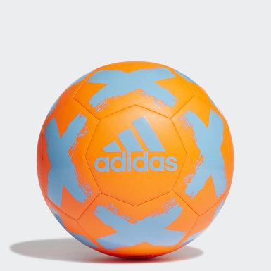 Men Football Orange Starlancer V Club Ball