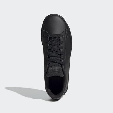 Chaussure Advantage Noir Enfants Lifestyle