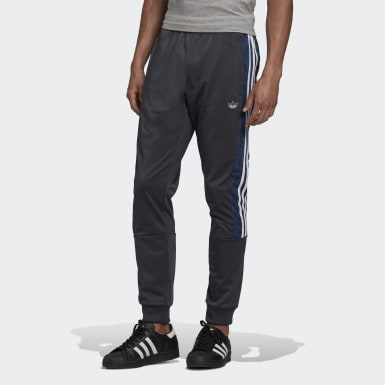 Herr Originals Grå BX-20 Graphic Track Pants