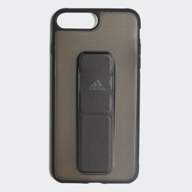 Running Black Grip Case iPhone 8+