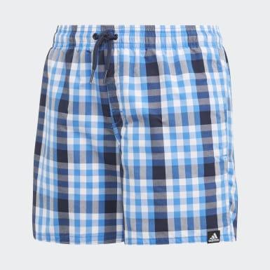 Check Swim Short