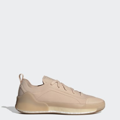 Kvinder adidas by Stella McCartney Beige adidas by Stella McCartney Treino sko
