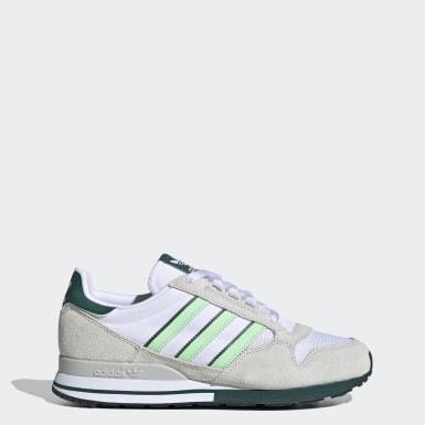 Sapatos ZX 500 Branco Mulher Originals