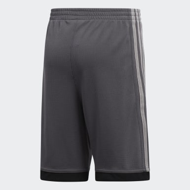 Children Training Grey Speed 18 Shorts
