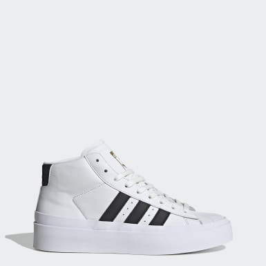 Men's Originals White 424 Pro Model Shoes