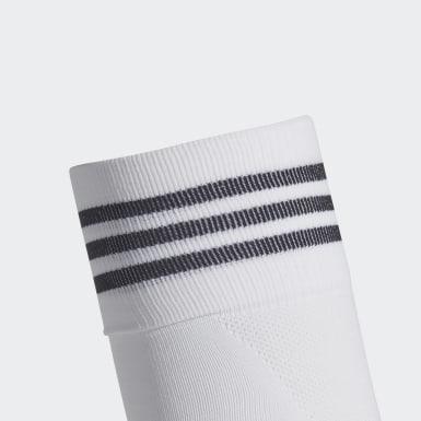 Calcetines AdiSocks con largo a la rodilla Blanco Fútbol