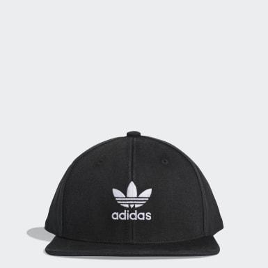 Adicolor Flat-Brim Trefoil Hat