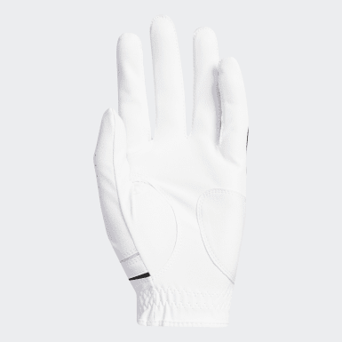 Men Golf White Aditech Glove