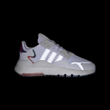 Youth 8-16 Years Originals White Nite Jogger Shoes
