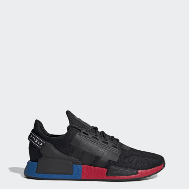 Women Originals Black NMD_R1 V2 Shoes