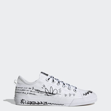 Men Originals White Nizza RF Shoes