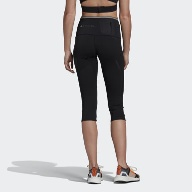 Tight 3/4 TRUEPACE Nero Donna adidas by Stella McCartney