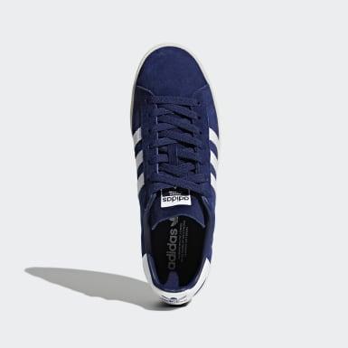 Männer Originals Campus Schuh Blau