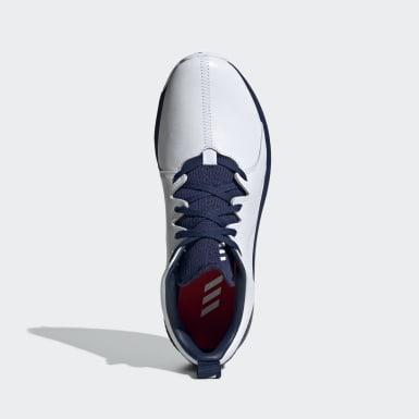 Männer Golf Adicross PPF Schuh Weiß