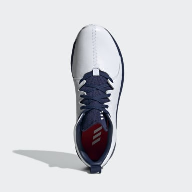 Men Golf White Adicross PPF Shoes