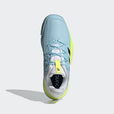 Chaussure SoleMatch Bounce Bleu Tennis
