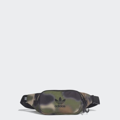 Originals Green Camo Waist Bag