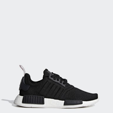 Dames Originals Zwart NMD_R1 W