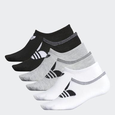 Chaussettes invisibles Trefoil (6 paires)