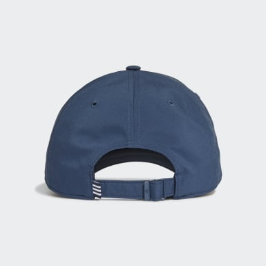 Training Blue Lightweight Embroidered Baseball Cap
