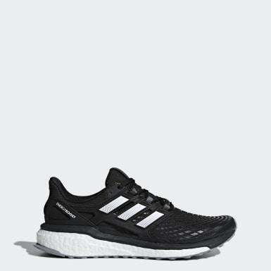 Sapatos Energy Boost Preto Homem Running